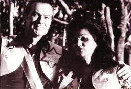 Mário Sassi e Tia Neiva